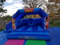 BOUNCY CASTLES FOR HIRE from £75