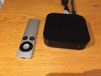 Apple TV 2 and Remote