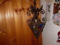 old type indoor decorative lamp