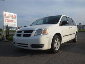 2009 Dodge Grand Caravan C/V ** CARGO C/V ** PRET A TRAVAILLER