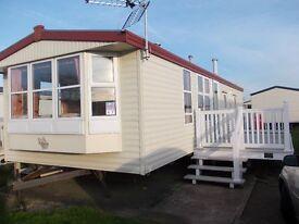 beachside caravan suffolk/norfolk coast