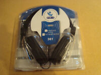 Stereo Headset with Microphone 361