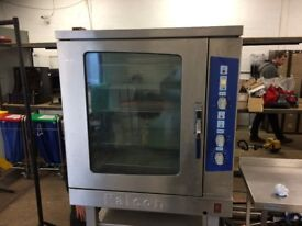 Falcon E4109E Combi, Steam, Convection Oven, Electric & stand & Brita filter.