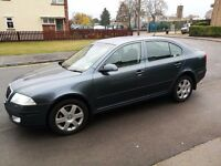 SKODA OCTAVIA 2.0 TDI 6 SPEED DSG LAURIN &KLEMENT TOP OF THE RANGE FULL SERVICE HISTORY HISTORY