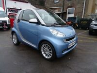 2011 Smart Fortwo 1.0 Passion 2dr 1 FORMER KEEPER F/S/H SAT-NAV