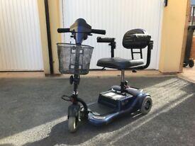 Blue Rio 3 Lite Mobility Scooter