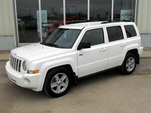 2010 Jeep Patriot Sport North Edition 4x4
