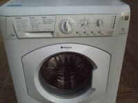 hotpoint washer dryer 7kg ,