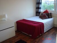 Large double room from £185 pw **All bills included**