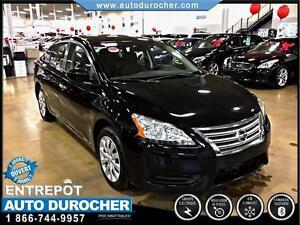 2013 Nissan Sentra 1.8 S AUTOMATIQUE TOUT ÉQUIPÉ AIR CLIMATISÉ