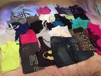 Large bundle ladies 8-10 clothes