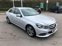 Mercedes-Benz E Class 2.1 E220 7G-Tronic Plus 4dr (new shape)