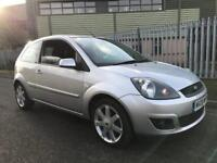 2008 Ford Fiesta Zetec Climate 1.4 TDCi 3dr Hatchback * £30 TAX A YEAR * LONG MOT *