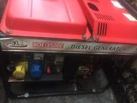 Bulldog Diesel Generator