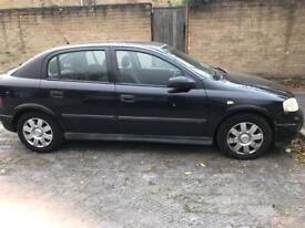 SPARES & REPAIRS ONLY Vauxhall Astra 2003 1.6 Auto