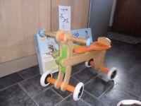 Mishu Trike or Rocking Horse