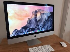 Apple iMac with Retina 5K display MK462B/A All-in-One Desktop Computer, 3.2GHz Quad-core Intel Core