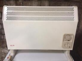 Glen and dimplex electric heaters