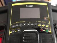 Reebok ONEGT30 treadmill.
