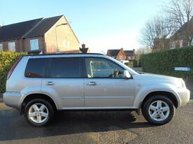 FINANCE ME!! NO VAT!! Nissan X Trail SE DCI 4WD,One owner from new,Full service history,6 speed...