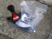 NEW GENUINE AL-KO ALKO alko Extended Neck Towball Kit Tow ball BRAND NEW