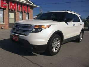 2014 Ford Explorer XLT 4x4 Leather Roof Navigation
