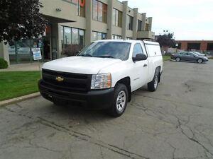 2011 Chevrolet Silverado 1500 WT REG CAB SHORT BOX