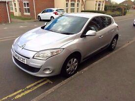 Renault Megane 1.5 Diesel, 2009, 5dr - Only 30 GBP Tax - perfect condition- reduced price!!