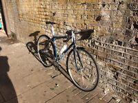Small Genesis Flyer Bike w/ Dura Ace, Fizik - Single Speed / Fixed Gear
