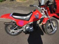 90cc dirt bike