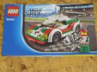 LEGO City 60053 - Rennwagen Nordrhein-Westfalen - Rheinberg Vorschau