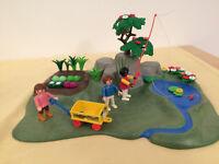 Playmobil Allotment Garden with Stream