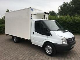 2013 Ford Transit 2.2 TDCi 350 Refrigerated Box Van, 1 OWNER, FULL HISTORY, NEW MOT, 2 KEYS ,+ VAT