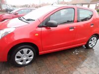 2010 Suzuki Alto SZ3 *** VERY LOW MILEAGE ONLY 6646 MILES ***