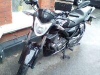 125cc Ksr motorbike