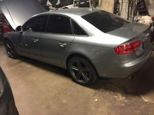 2009 Audi A4 B8 2.0L TSFI Quattro Make me an Offer!!
