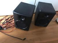 M audio speaker