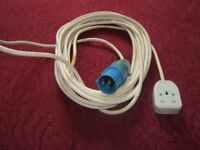 10.5M electric hook up