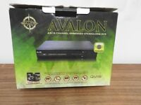 AVALON DVR digital video recorder with monitor