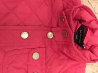 Girls Ralph Lauren Quilted Jacket