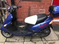 Direct bikes moped scooter motorbike 50 50cc