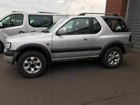 Vauxhall Frontera Sport 2.2 petrol 1999 Manual for spares