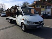 2006 Mercedes Sprinter 2,2cdi Recovery Truck
