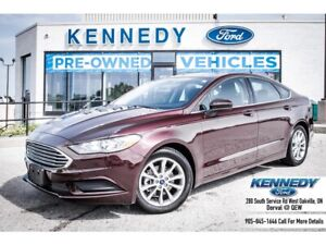 2017 Ford Fusion SE2017 Ford Fusion - 4dr Sdn FWD