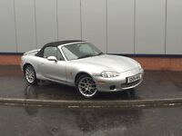 Mazda Mx-5 Euphonic limited edition in fantastic condition