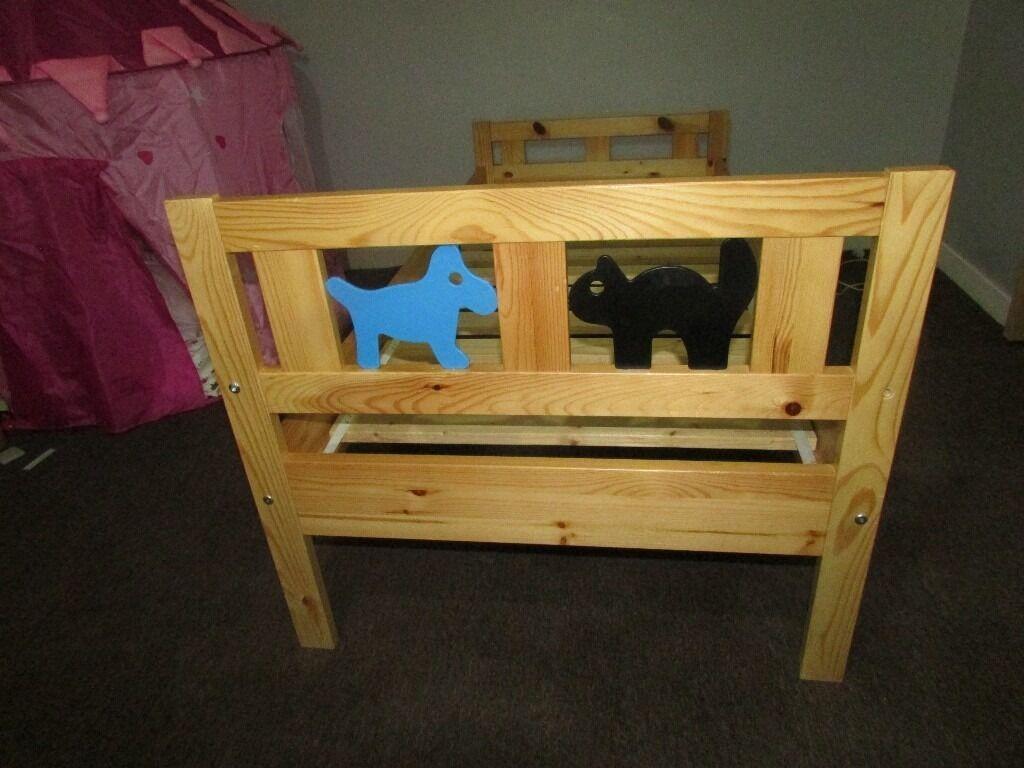 Ikea Animal Toddler Bed Frame | in Stirling | Gumtree