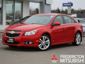 2013 Chevrolet Cruze 2LT RS | TURBO | HEATED LEATHER | SUNROOF