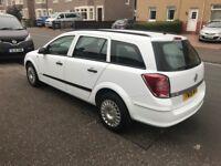 Diesel 2008 Vauxhall Astra estate 1.7 motd June 2019 2 Key's