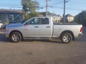 2009 Dodge Ram 1500 SLT 4X4 V8 5.7 HEMI 4DOOR FULL
