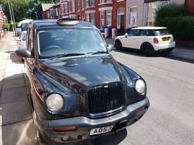 London LTI TX2 53 Plate